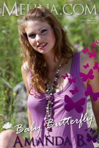 Melina – 2013-04-30 – Amanda B – Baby Butterfly (62) 2592×3888