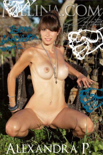 Melina – 2013-07-20 – Alexandra P – Sexy Gangsta II (63) 3264×4896