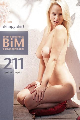 BiM – 2020-02-09 – Rhian Sugden – Skimpy Skirt (211) 4000×6000