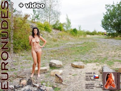 EuroNudes – 2019-05-03 – Lucie B. – Set 1 (145) 1800×2700 + VIDEO