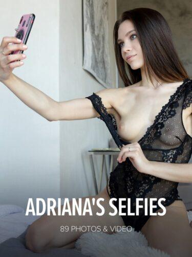 W4B – 2020-12-18 – Adriana – Adriana's Selfies (89) 3840×5760 & Backstage Video