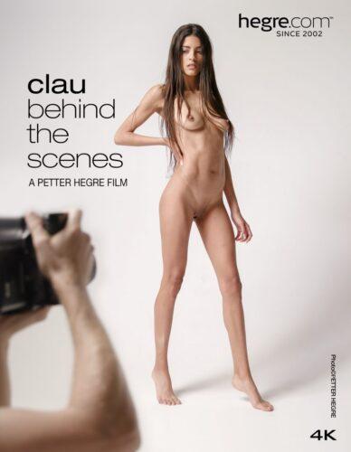 HA – 2021-08-17 – Clau – Behind The Scenes (Video) Ultra HD 4K MP4 3840×2160