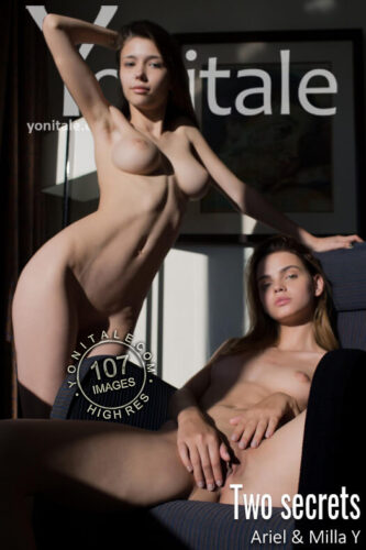 Yonitale – 2017-02-05 – Ariel, Milla Y – Two Secrets (107) 3200×4800