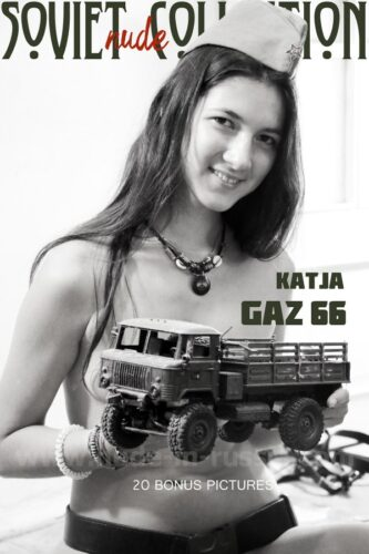 NIR – 2021-03-19 – Katja P 2 – Set 3 – Soviet Collection – GAZ 66 (20) 1800×2700